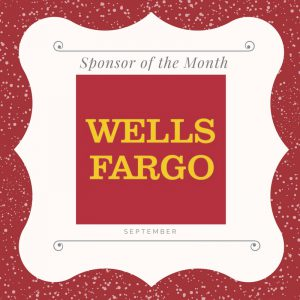 September 2017 sponsor of the month wells fargo