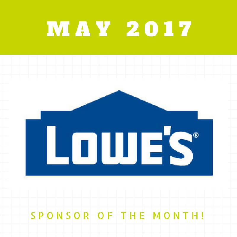 may sponsor of the month