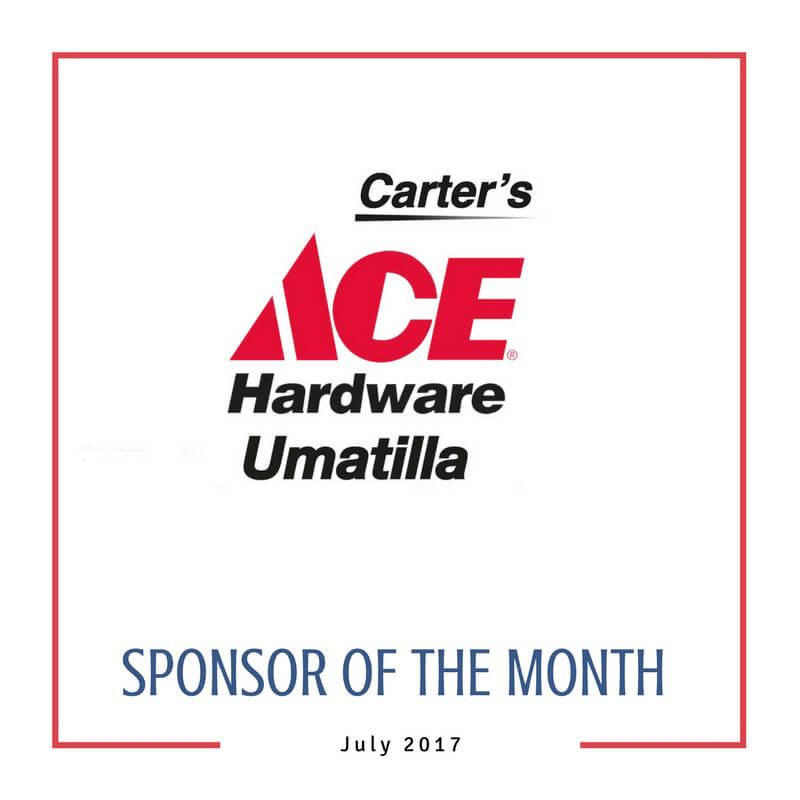 july 2017 sponsor of them month newsletter