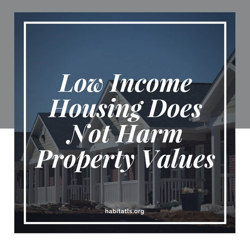 low income housing newsletter