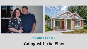 Tranor Family Going with the Flow