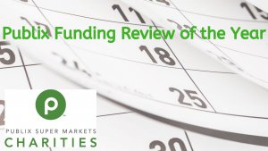 Publix Funding Review of the Year