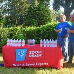 Zoom Drain free water table