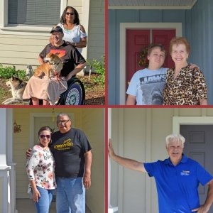 Umatilla Veteran Village Families