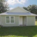 6714 Winkles House backyard