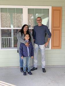 Santiago-Lozada Family