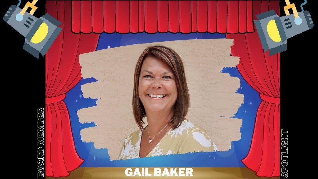 Board Member Spotlight: Gail Baker