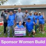 sponsor women build