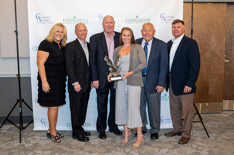 Lake County Chamber Alliance, Non-profit of the Year 2021